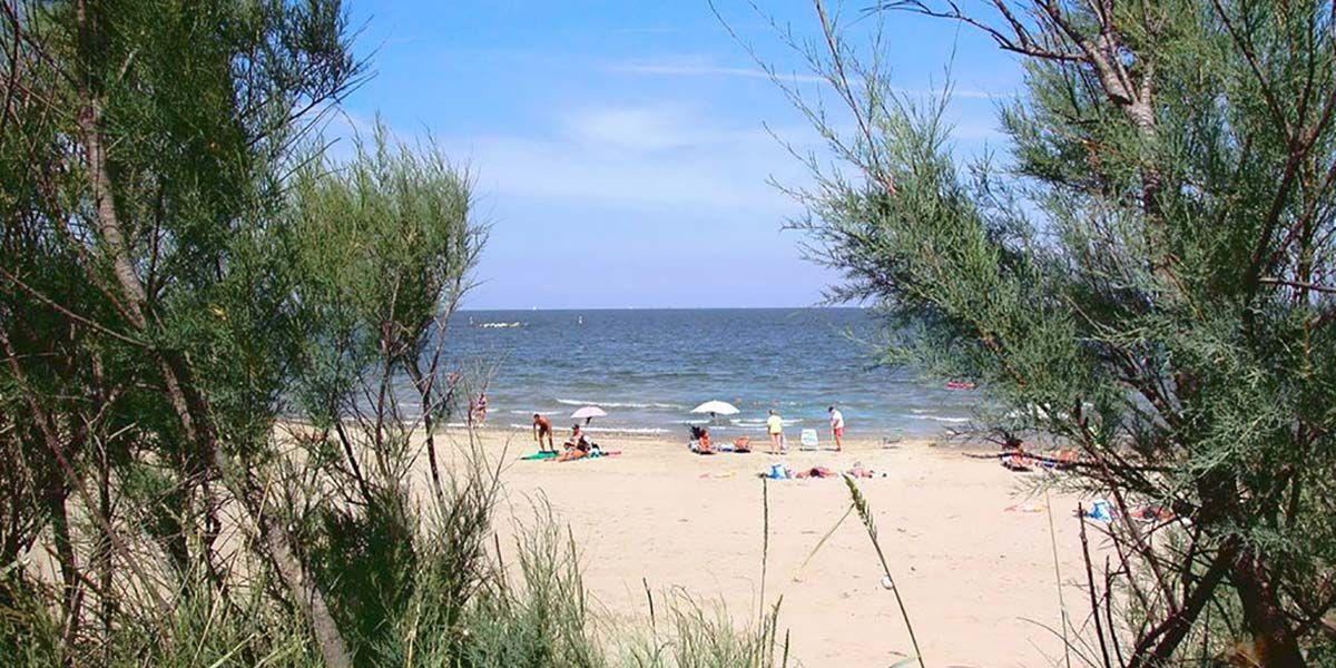 Spiaggia libera, selvaggia e protetta da dune - Aparthotel Costa Paradiso Lido Adriano - Aparthotel Costa Paradiso Lido Adriano