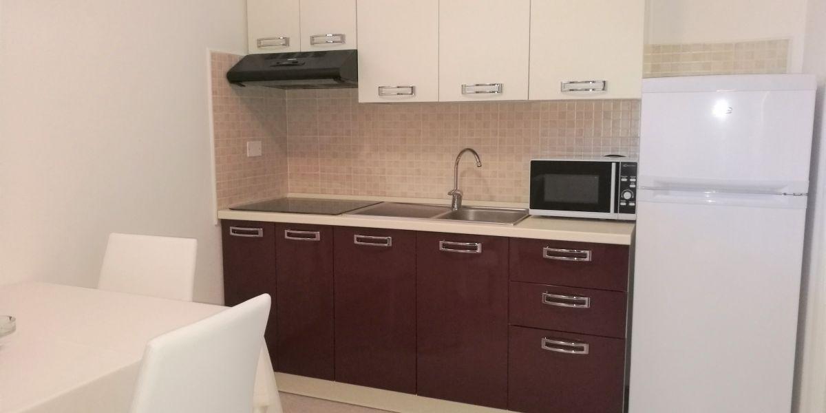 Angolo cottura attrezzato per cucinare i vostri pasti in completa autonomia! - Aparthotel Costa Paradiso Lido Adriano