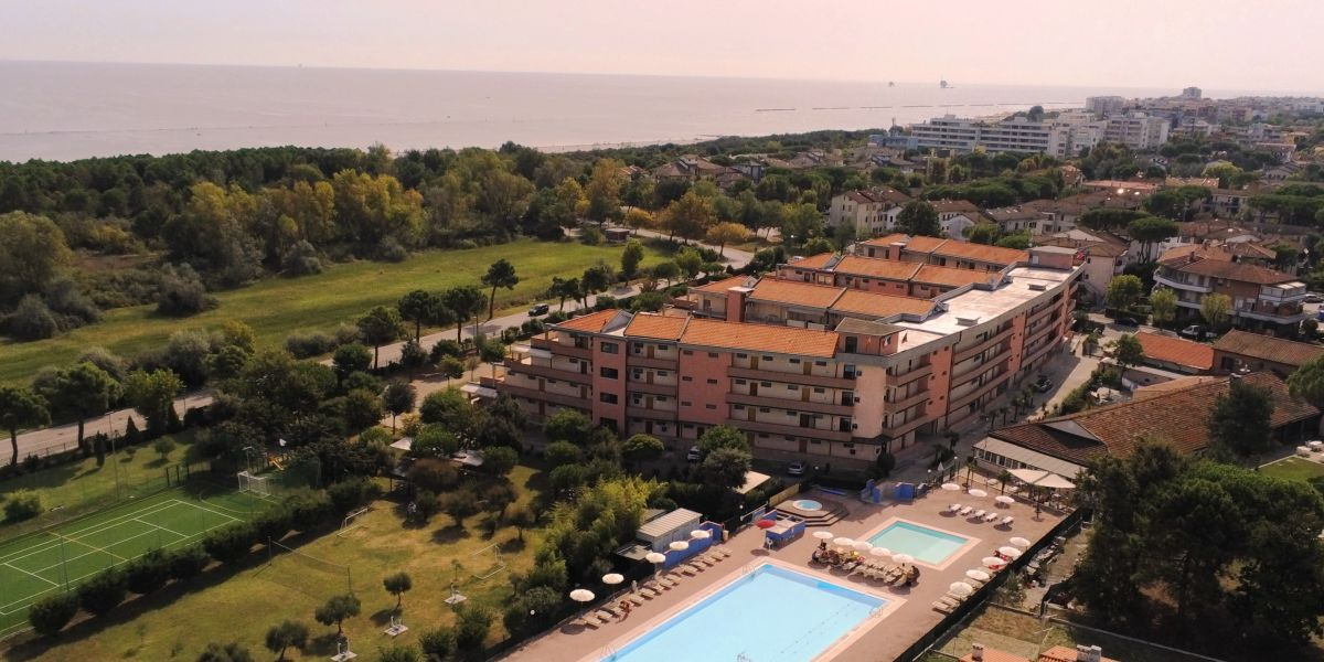panorama - Aparthotel Costa Paradiso Lido Adriano